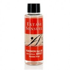 EXTASE SENSUEL FEROMON HOT OIL ATTRACTION EFFECT 100 ML PASSION FRUIT