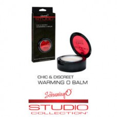 STUDIO COLLECTINON CHIC and DISCREET BALM