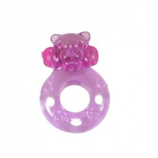 ALIVE POWER RING BUBBLE ROSA