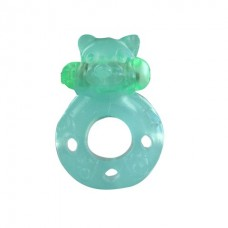 ADRIEN POWER RING TEDDY VERDE