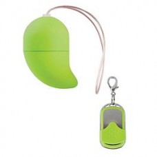 G-SPOT EGG WIRELESS CONTROLED SMALL SIZE GREEN