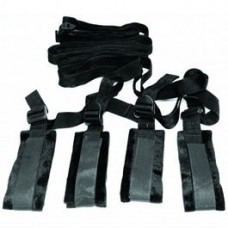 SEX MICHIEF BED BONDAGE RESTRAIN KIT