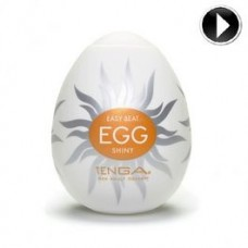 TENGA EGG SHINY EASY ONA-CAP