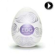 TENGA EGG CLOUDY EASY ONA-CAP