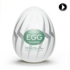 TENGA EGG THUNDER EASY ONA-CAP