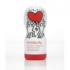 TENGA DEEP THROAT CUP BY KEITH HARING