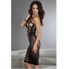 FLORIDA CATSUIT BLACK DRESS