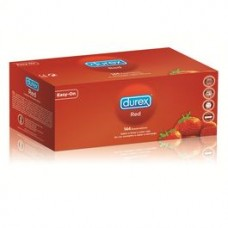 RED COMDONS STRAWBERRY DUREX