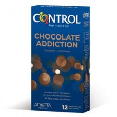 CONTROL ADAPTA CHOCOLATE 12 UNIT